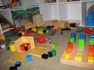 Child-Led Chaos